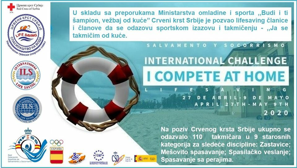 Challenga I compete at home