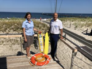 Public Rescue Tubes: start of testing period